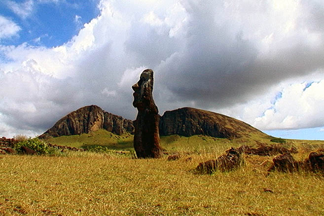 Остров Рапа-Нуи (он же – Пасхи)