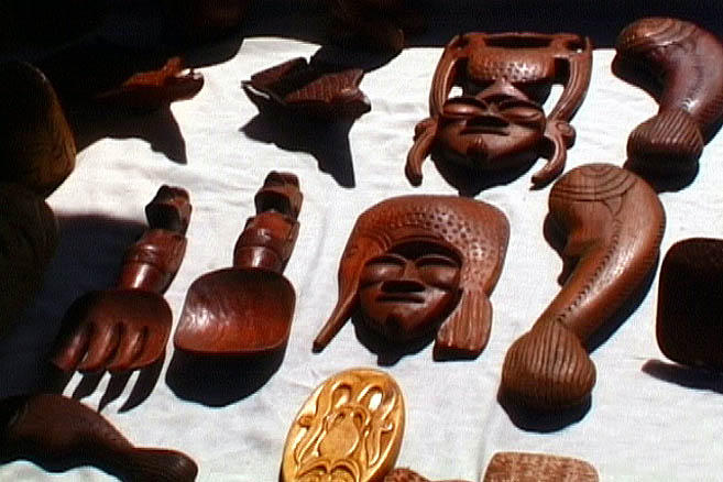 Сувениры для туристов