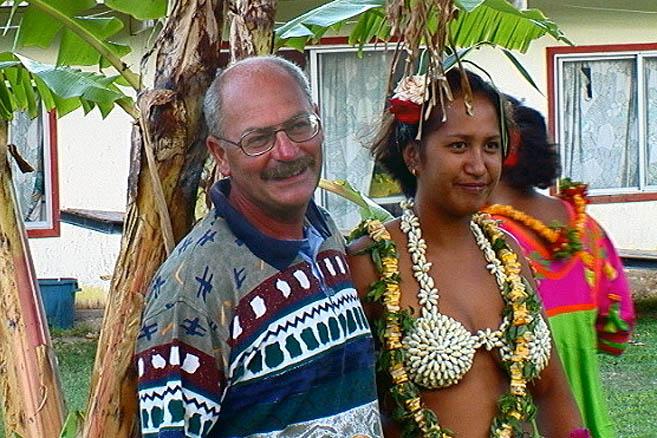 Старпом Гершуни и полинезийские женщины