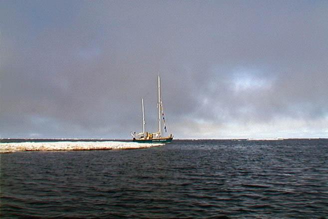 9 августа – день рождения яхты и капитана