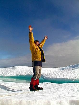 Здравствуй, Арктика!