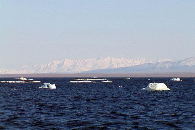 14 августа 2002 г. Берег Аляски