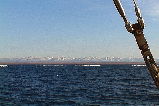 Аляска. Бухта Камден