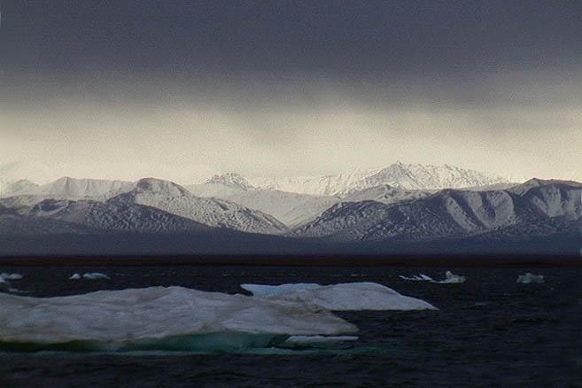 Берега Аляски