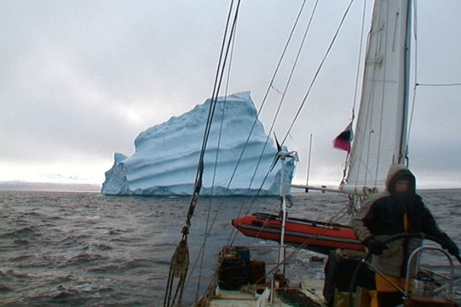 Айсберги моря Баффина