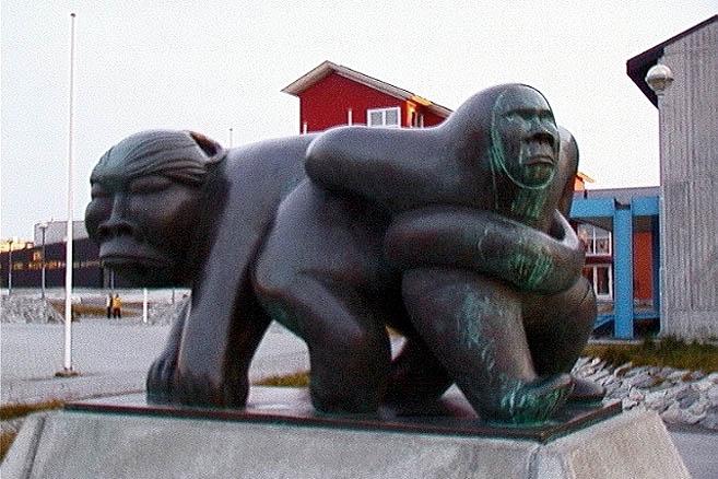Каассассук – мифический гренландский мальчик