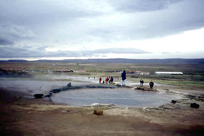 Исландская «Долина Гейзеров»