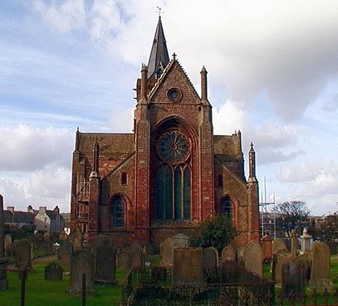 Кафедральный собор начали строить в 1137 году