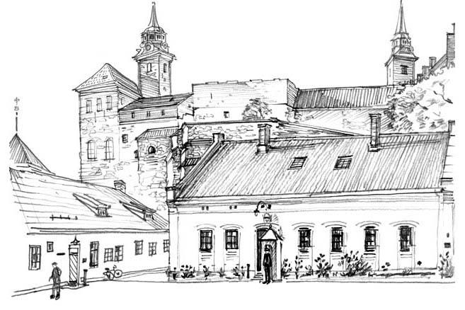 Замок Акерсхаус, Осло