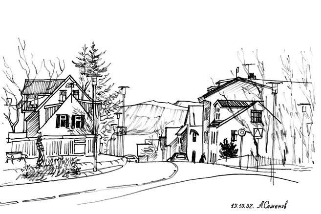 Рейкьявик, Исландия. 15.10.2002