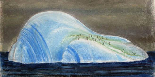 Южные Сандвичевы острова. 31.12.2004