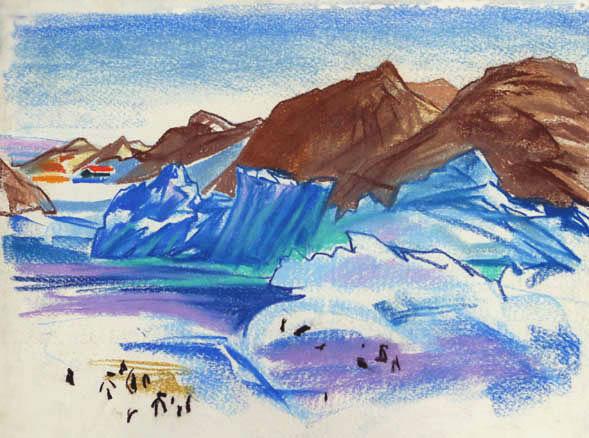 Антарктика. 2006 год