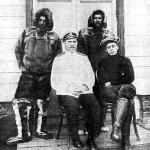 Линник, Пустошный, Седов и Визе