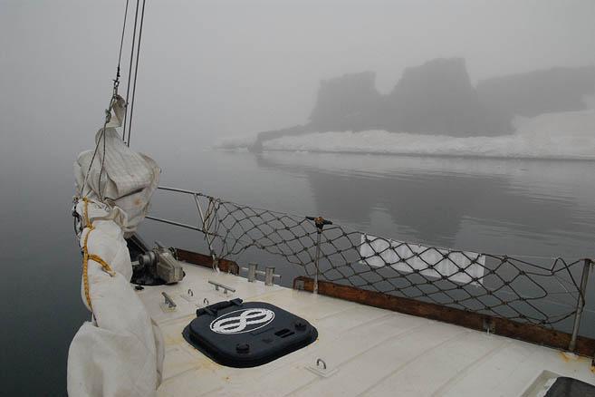 Остров Рудольфа, мыс Столбовой