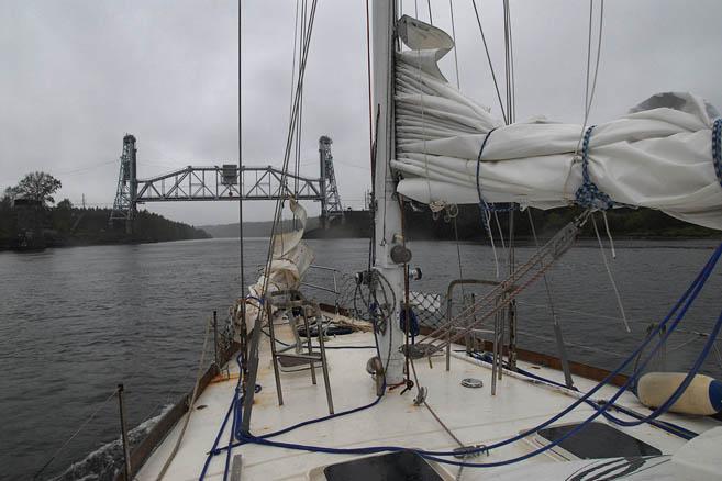 Еще один подъемный мост