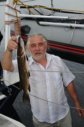 Улов в День рыбака