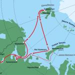 «Апостол Андрей», маршрут 2012 года