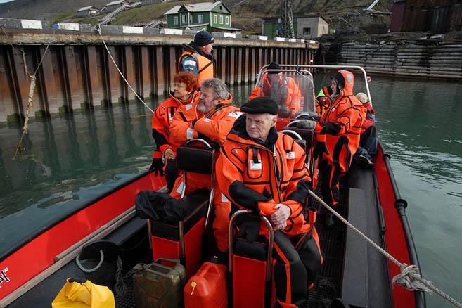 Экскурсия в бухту Колс