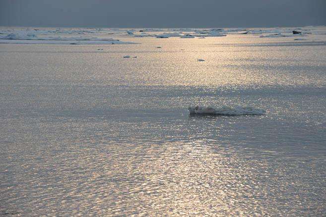 Август, Карское море