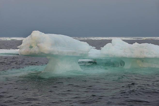 Еще один почти айсберг