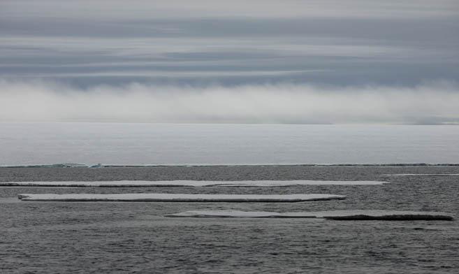 Мыс Арктический, Северная Земля