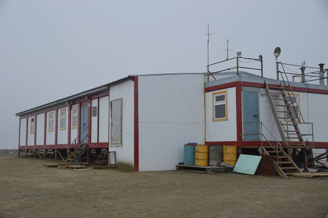 Полярная станция острова Визе