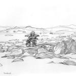 Рисунок А. Семенова, 2002 год