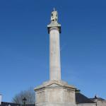 И в форме колонны в Вестпорте