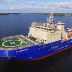 Ледокол «Владивосток», фото Википедиа.ру