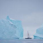Айсберги и паруса