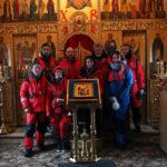 Храм антарктической Троицы