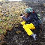 Виктория знакомится с антарктическими высшими