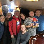 Яхта Mon Coeur,январь 2020.