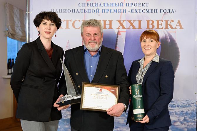 Яхтсмен XXI века Николай Литау.